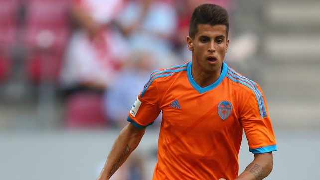 REIGN IN SPAIN : Initially joining on loan, Cancelo did enough in 13 games to convince Valencia to make the deal permanent and he went on to play 75 times in the next two campaigns.