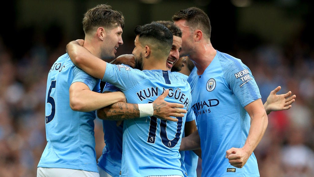 SOLID GOLD : City's defence has quietly gone about its business
