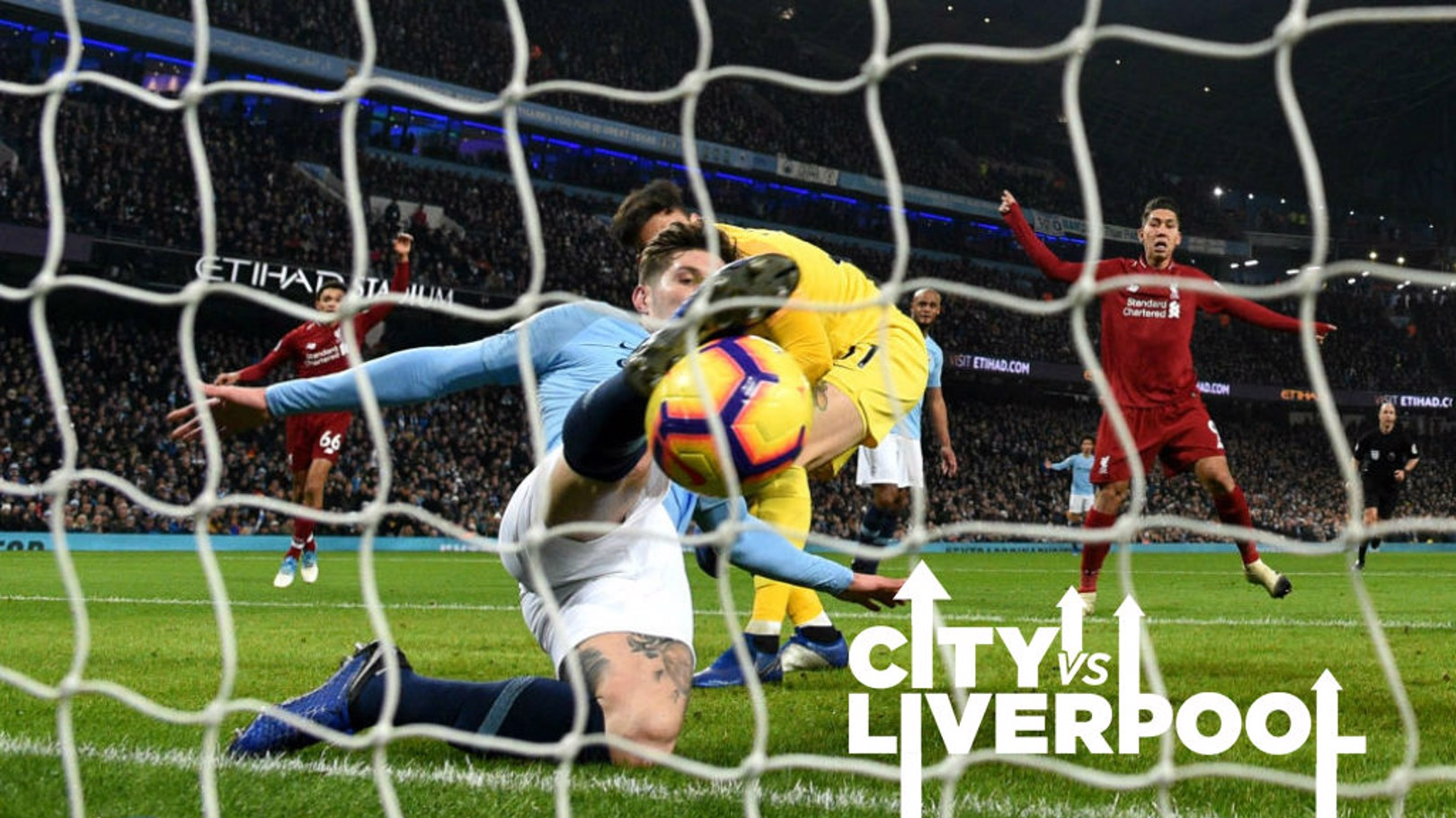 STONES: Reaction to Liverpool win!