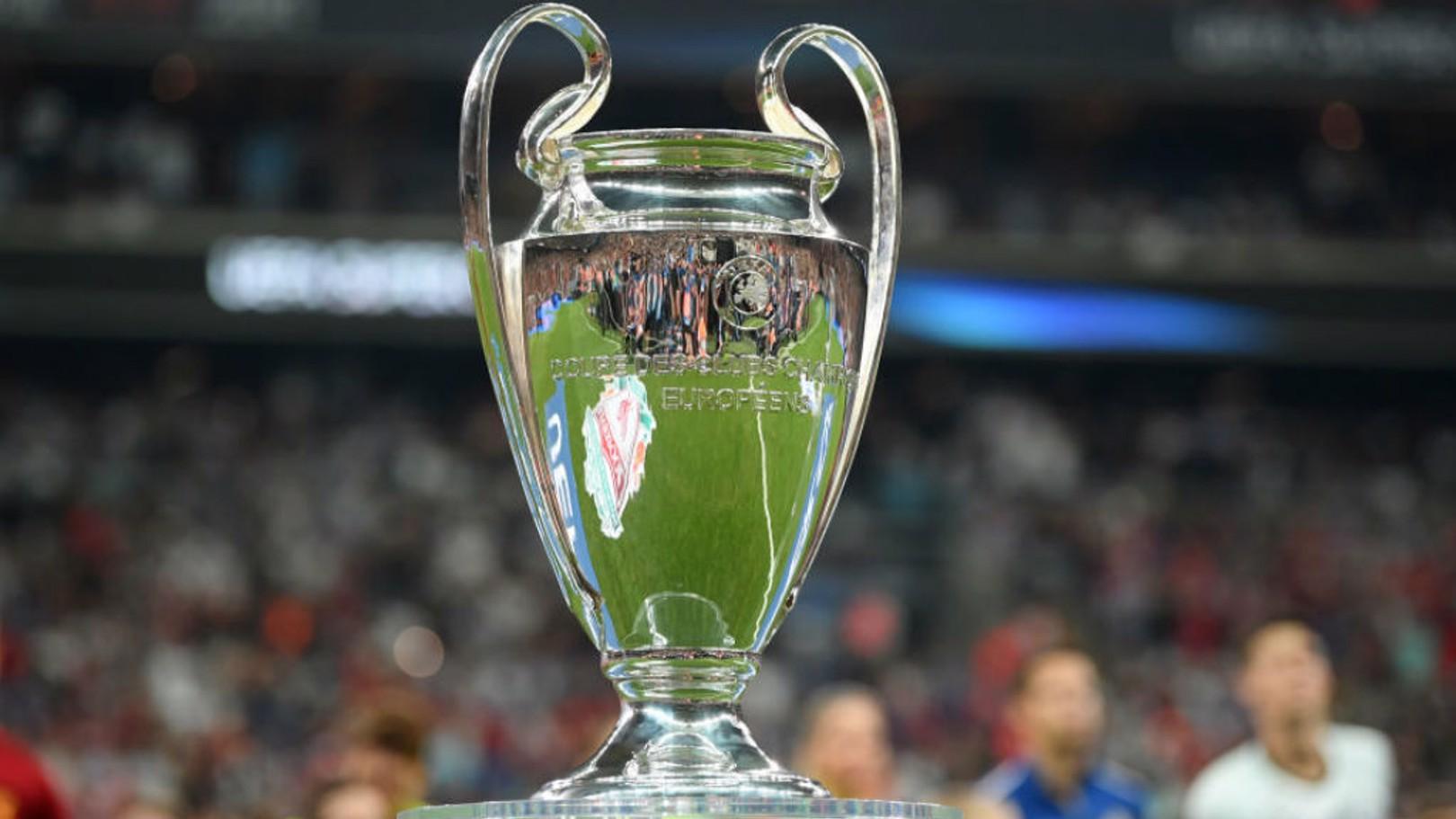 UEFA Champions League squad confirmed