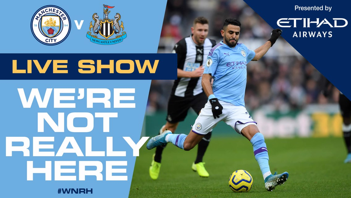 Man City v Newcastle: MATCH DAY LIVE