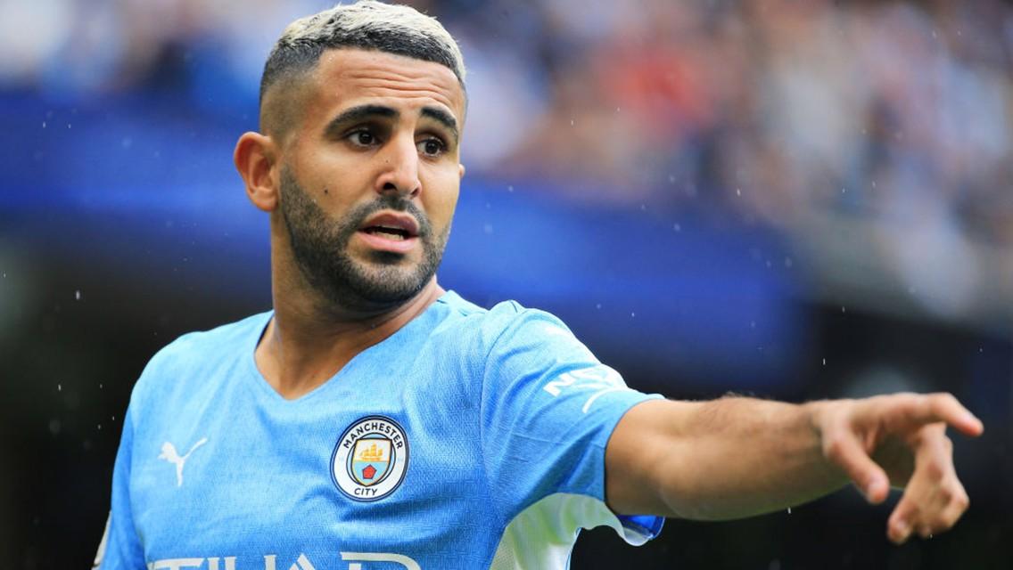 Mahrez espera que City repita boas ações contra o PSG