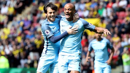 Classic highlights: Watford 0-5 City 2017