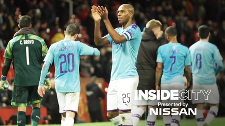 INSIDE CITY: The week behind the scenes at Manchester City