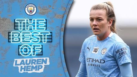 The best of... Lauren Hemp