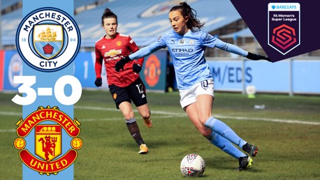 Classic highlights: City 3-0 United