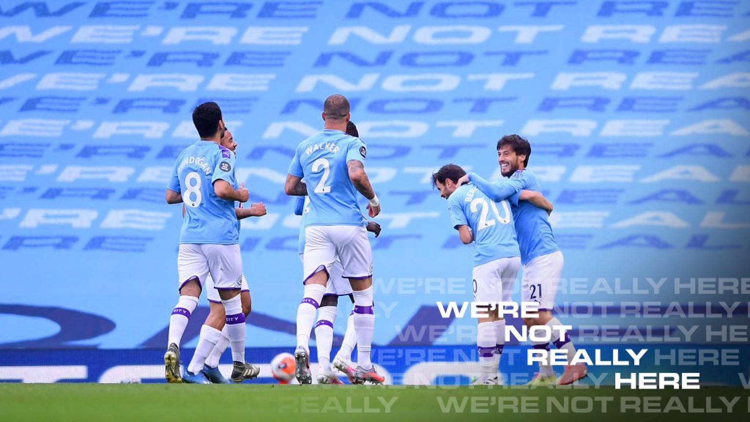 Silva guía al City a la victoria