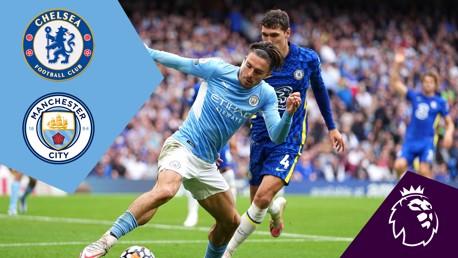 Chelsea v City: Full match replay
