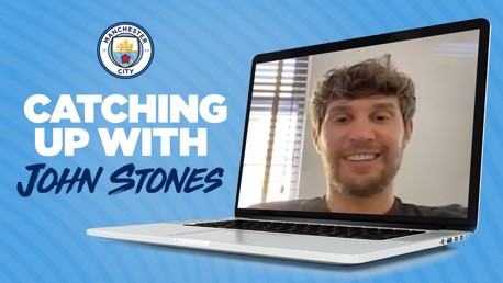 Stones on Tiger King, his post-lockdown vision and his bet with Bernardo!
