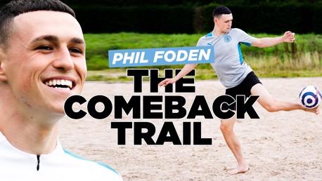 Phil Foden: O caminho do retorno