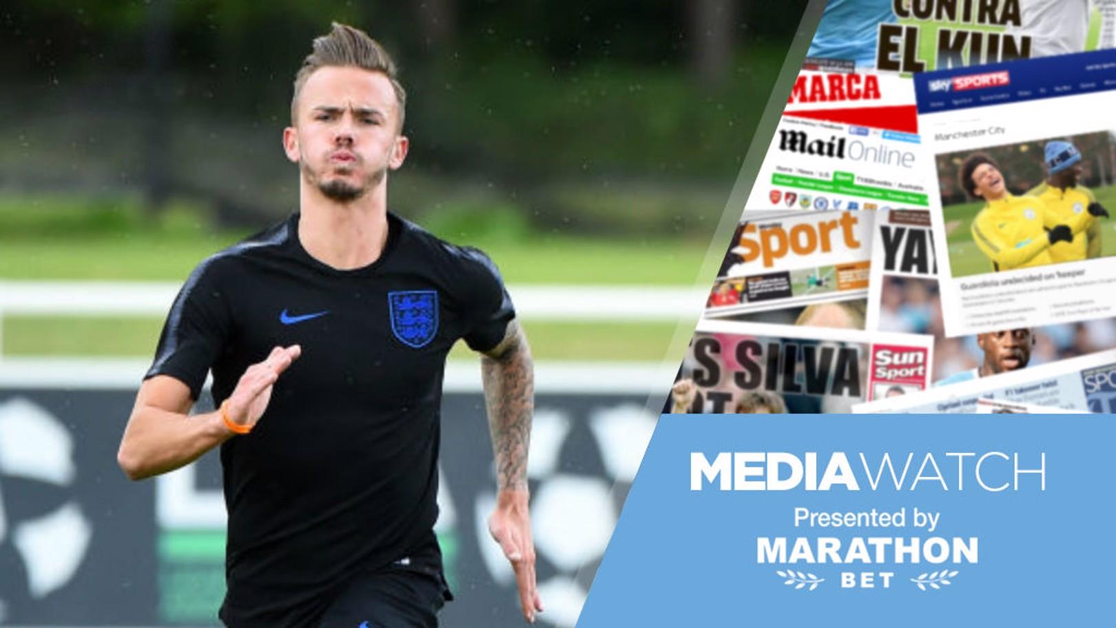 Media Watch: City tracking Maddison?