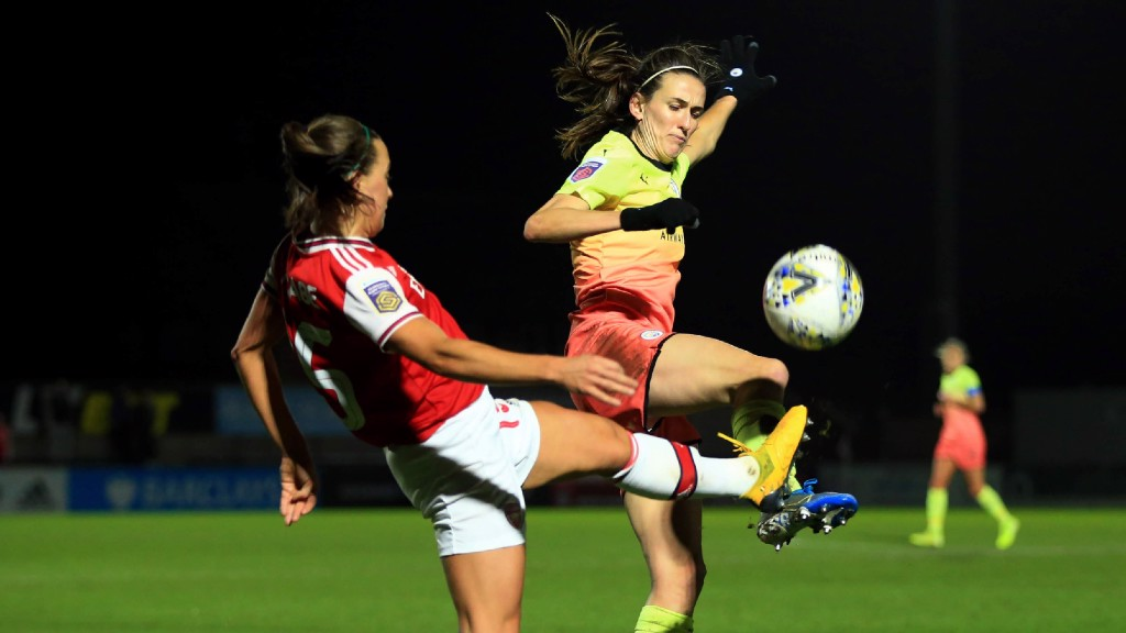 Heartbreak for City in Conti Cup semis