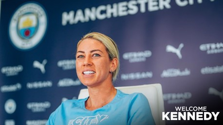 Kennedy 'honoured' to be part of City journey