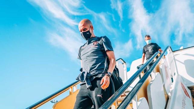 PEP WALK : Leading the way to European glory?