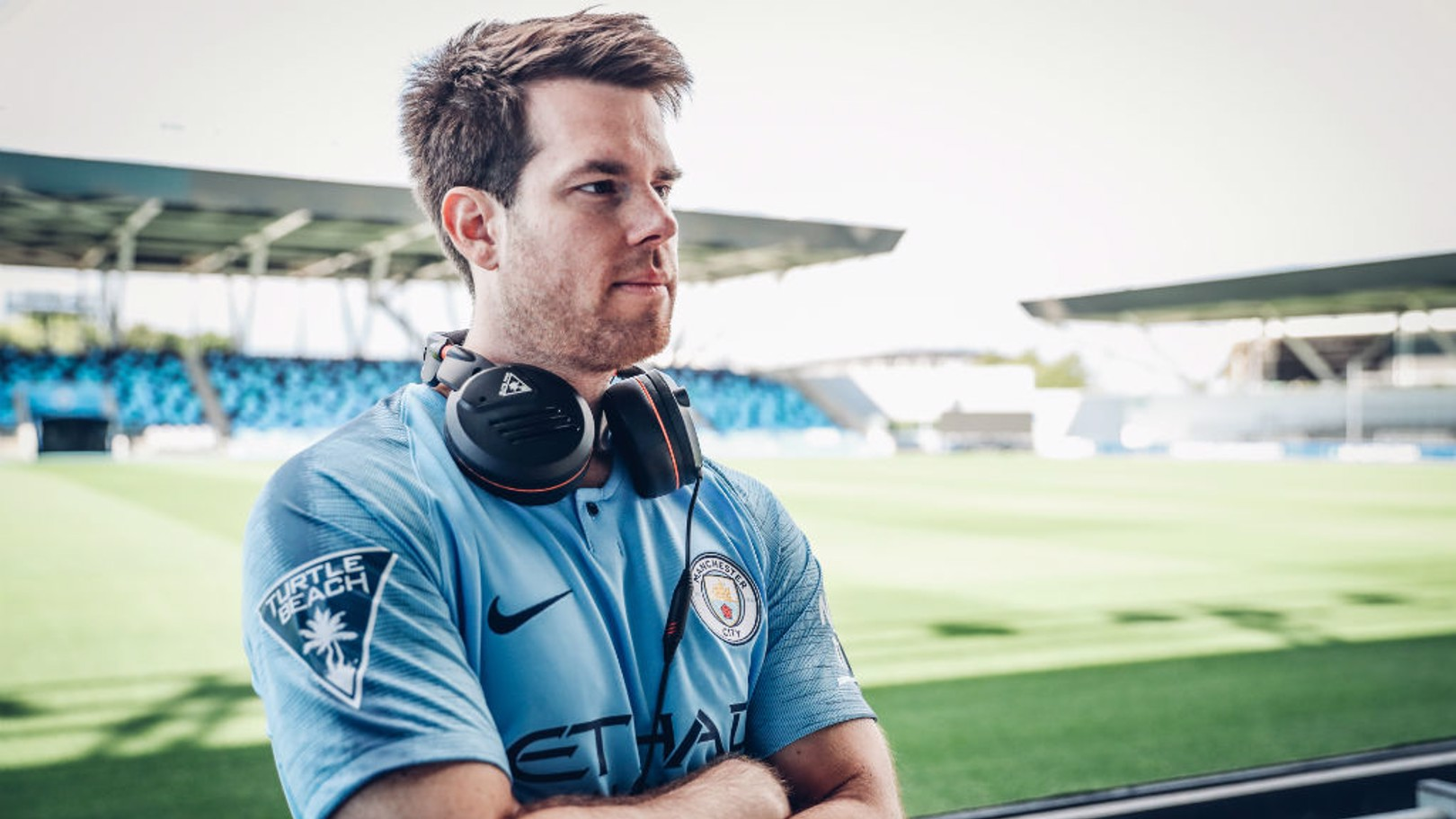 DONE DEAL: Turtle Beach are now the official eSports & Gaming Headset Partner of Manchester City!