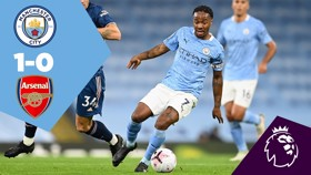 FULL MATCH REPLAY: City 1-0 Arsenal