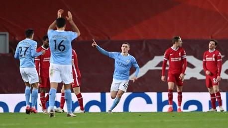 ليفربول V السيتي: أفضل خمسة أهداف