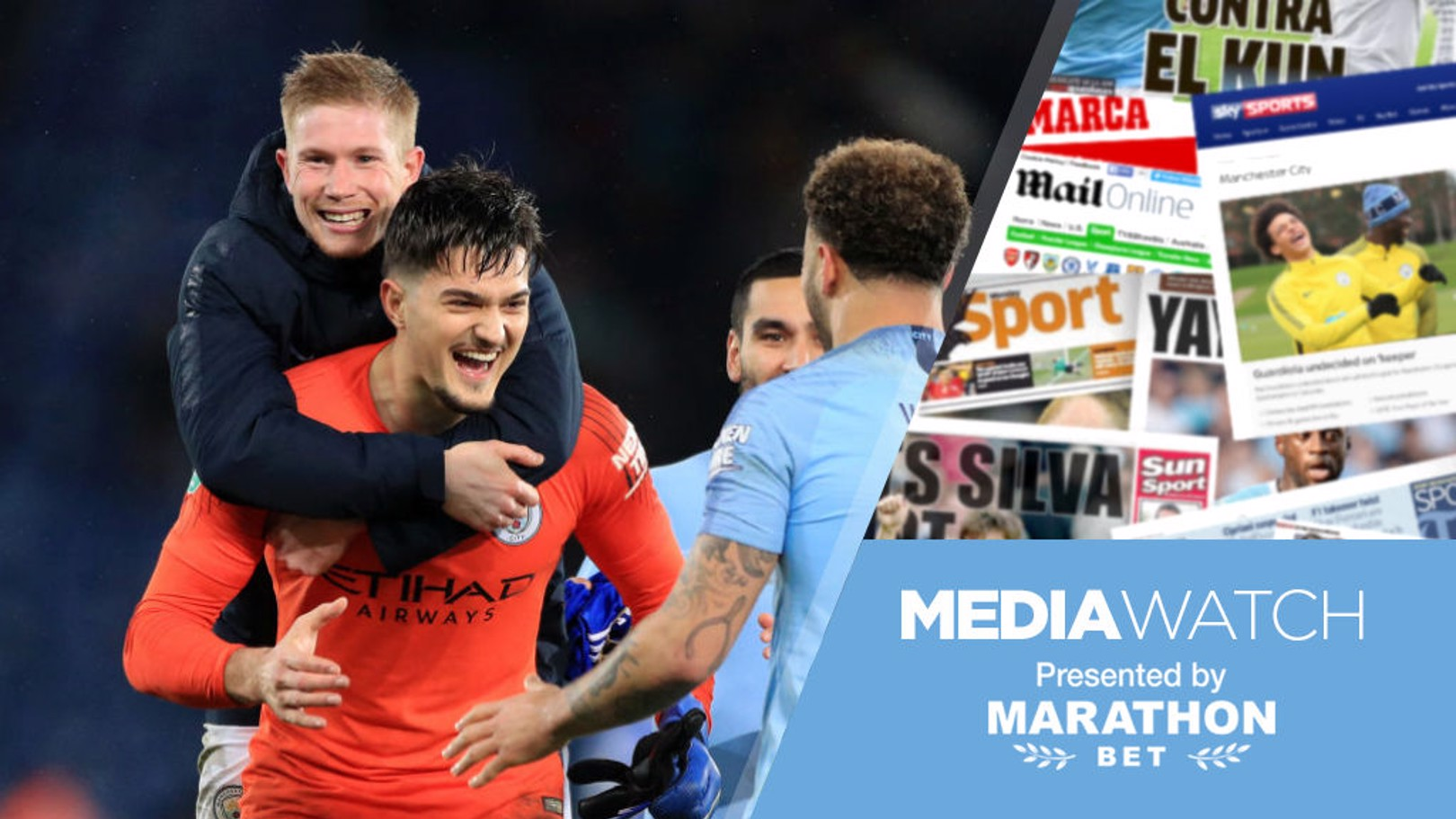 MEDIA WATCH: It's your Wednesday round-up!