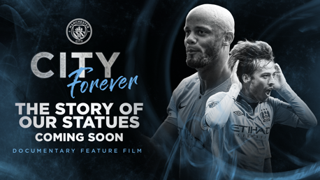 Coming soon: City Forever - The Story of Our Statues
