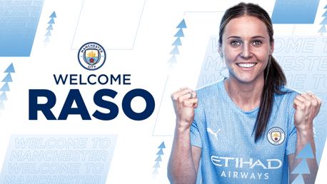 Hayley Raso fecha contrato com o City