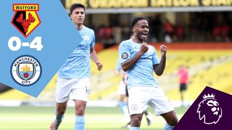 CITY+ 경기 리플레이 | 왓포드 vs CITY