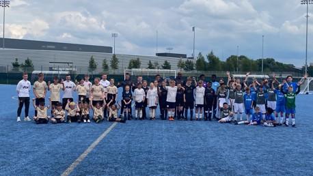 CITC host Kicks Event on Community Pitch at the City Football Academy