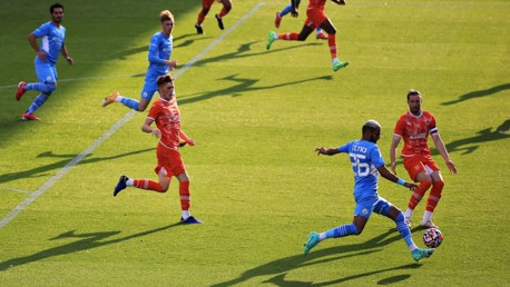 City 4-1 Blackpool: Les temps forts