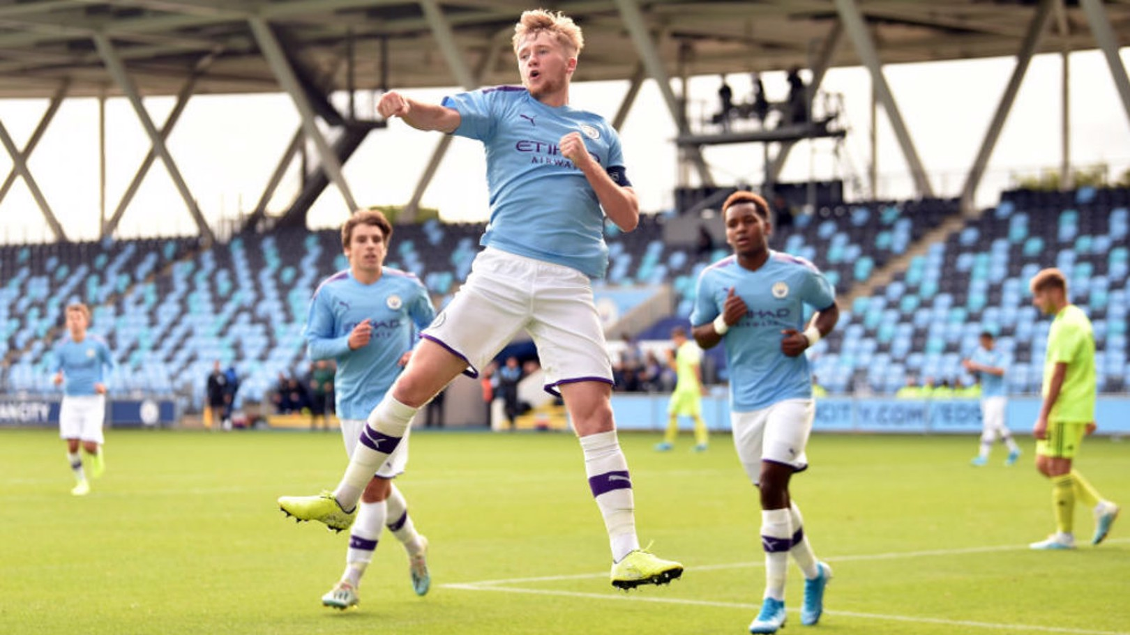 Doyle convinced City Under-23s will kick on