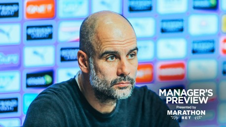 'We are not far away' says Pep