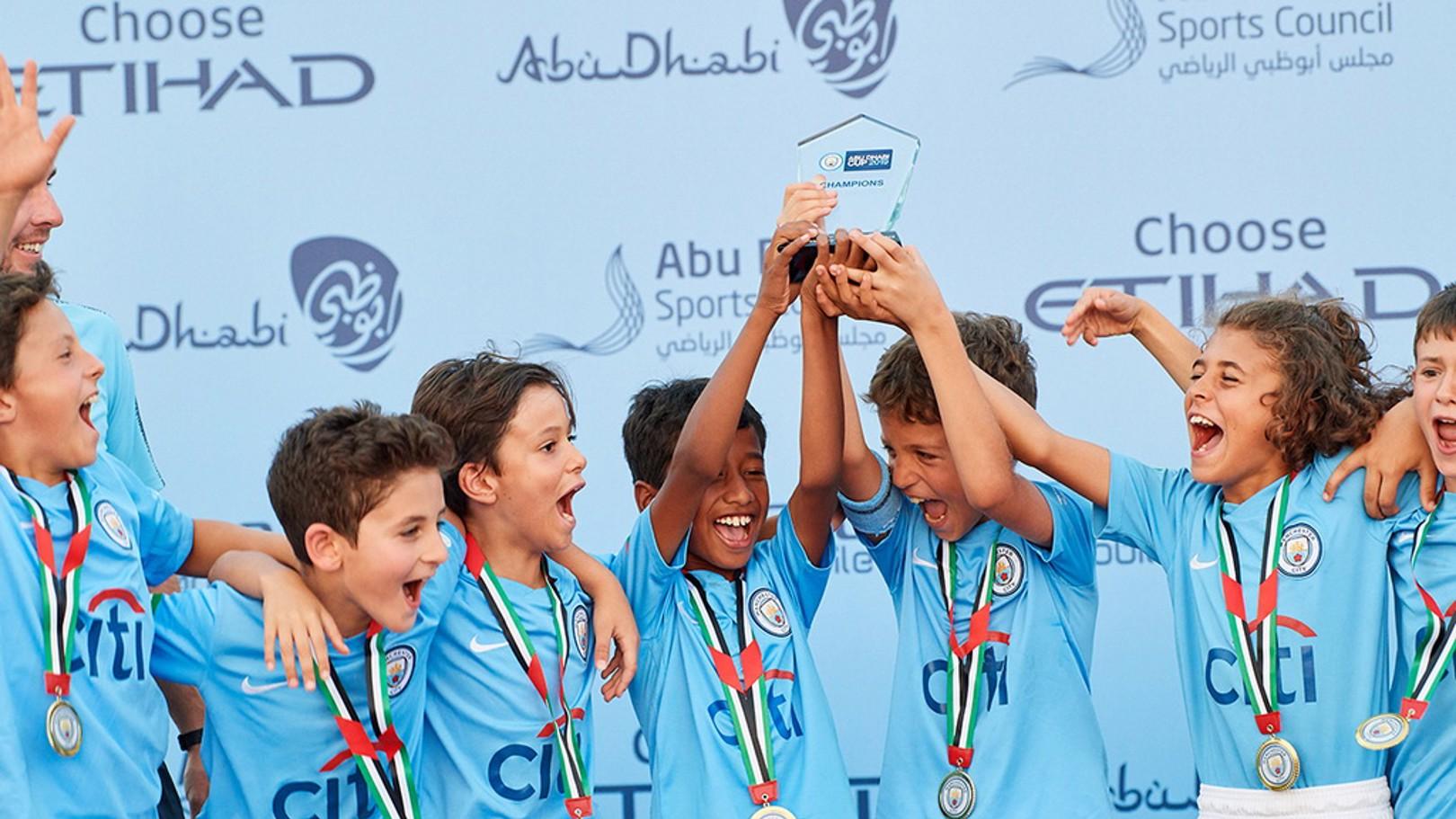 فريق الشارقة يفوز بالجائزة الكبرى لكأس أبوظبي 2019