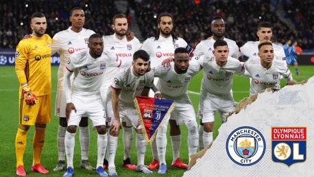 El rival: Olympique Lyon