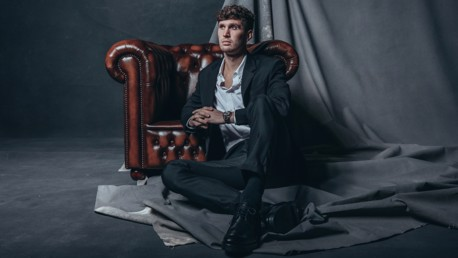 PORTRAIT: John Stones is the subject of our latest photography battle.