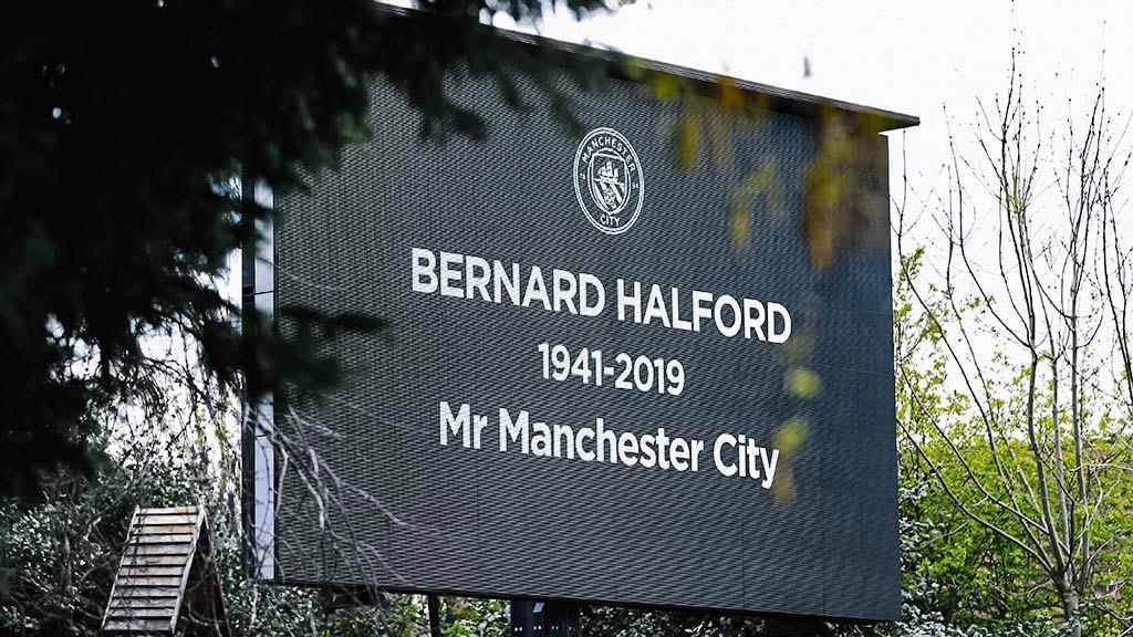 Mengenang Bernard Halford