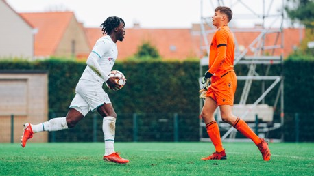 EDS claim a point in hard-fought Brugge encounter