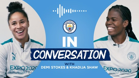 Stokes and Shaw: Role models, achievements and overcoming obstacles