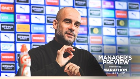 Pep surprised at City's Manchester dominance