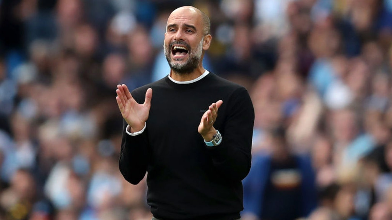 Guardiola not setting any targets