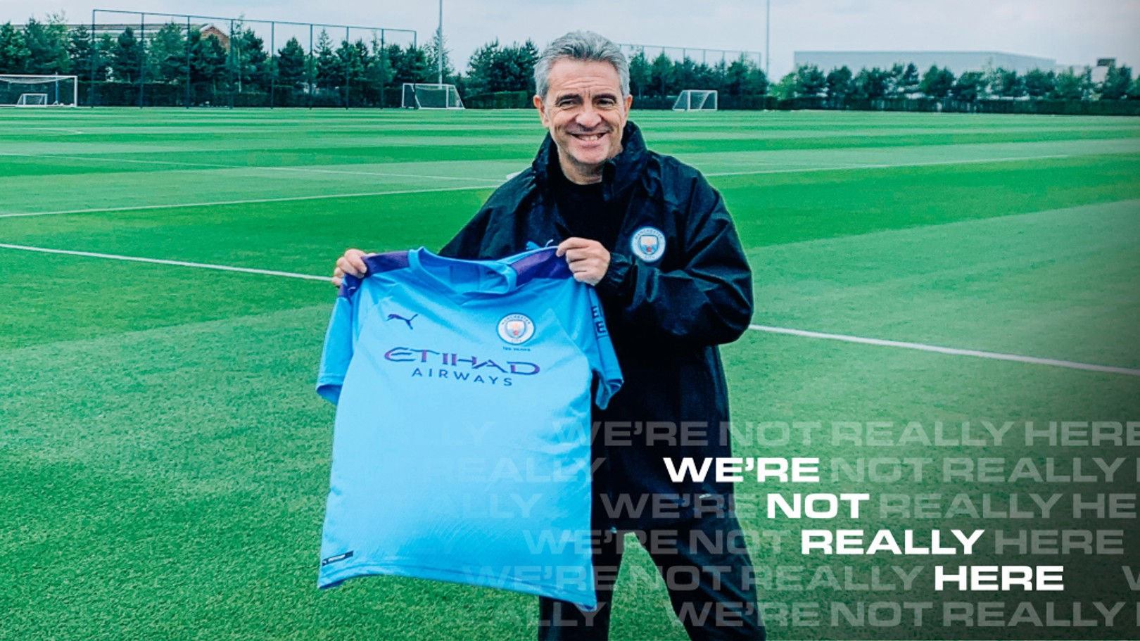 Juanma Lillo joins City's coaching staff