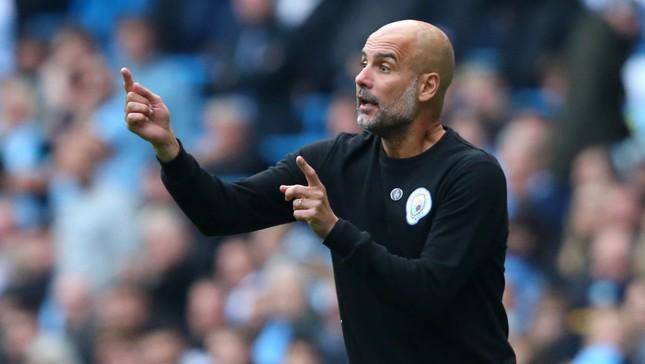 Guardiola: Ederson and Jesus in contention for Brugge clash