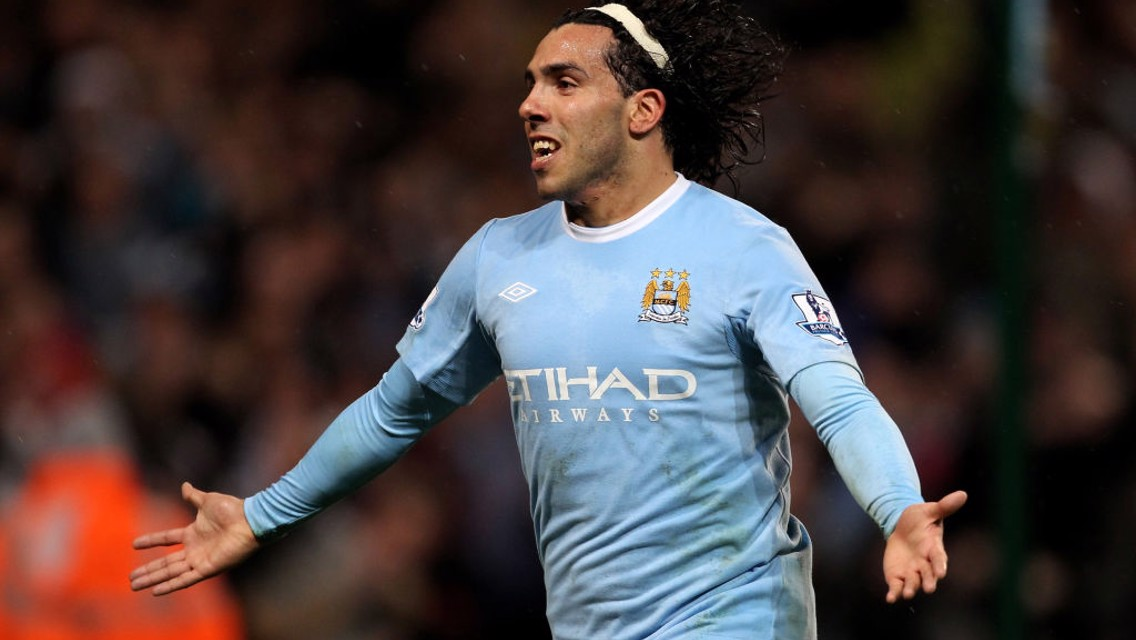 On This Day: Tevez scores quickfire treble