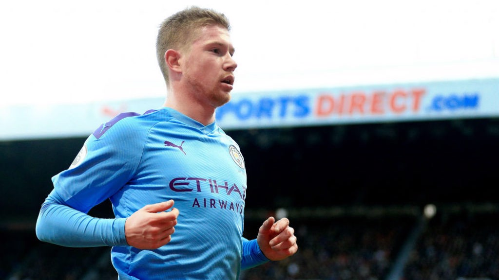KDB : Pivotal for City against Palace