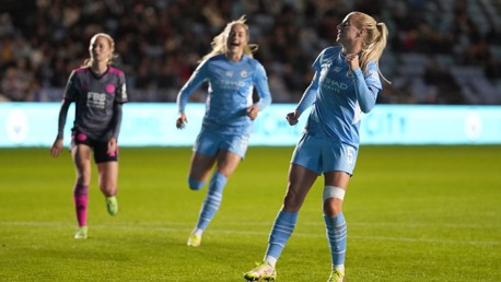 Greenwood: It was an honour to captain City