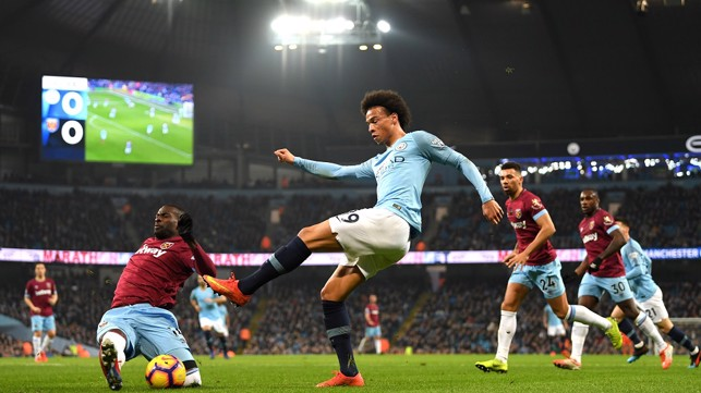 LIVELY LEROY : sane attempts to create an opening