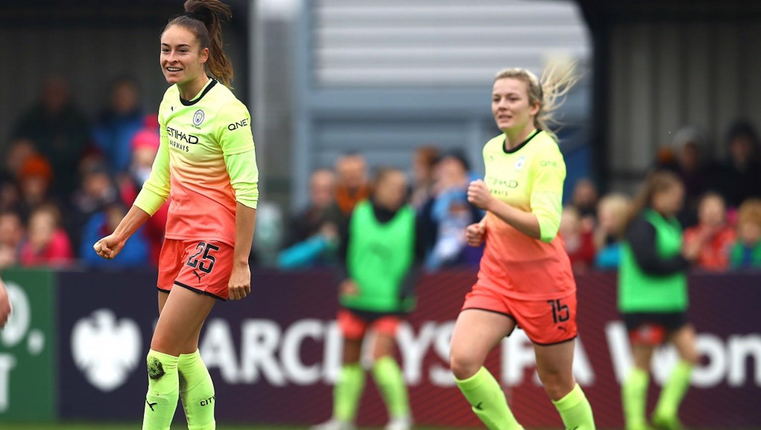 Free-scoring City hit five at Bristol