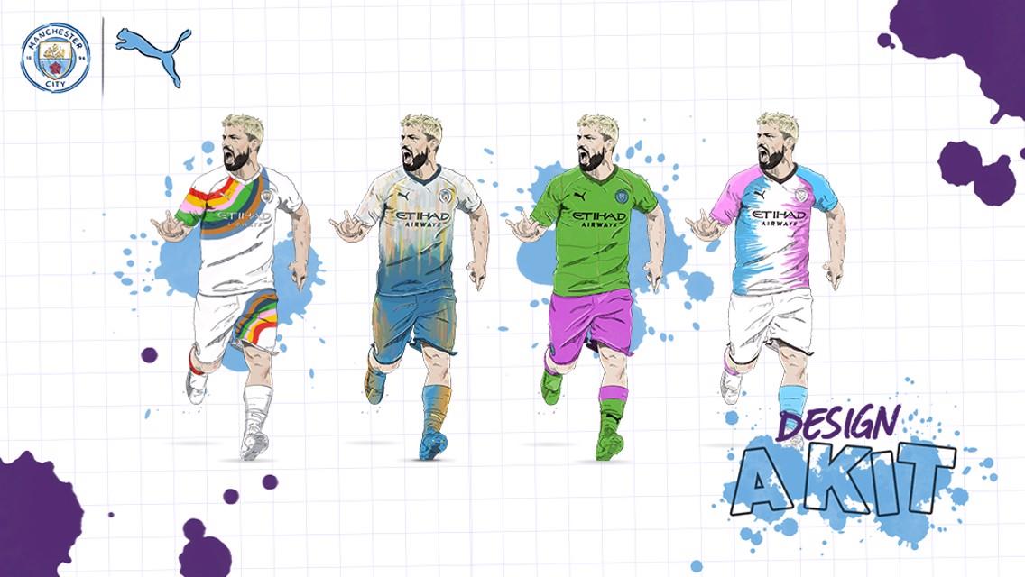Vote for your favourite fan designed PUMA kit