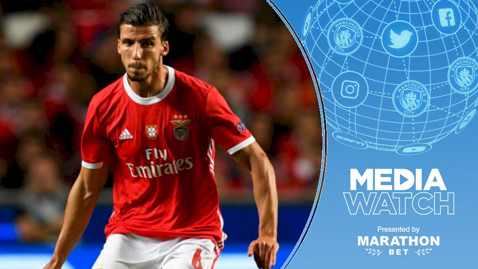 Media watch: City keen on Benfica centre back?