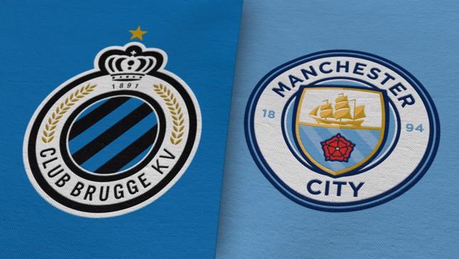 Club Brugge v Manchester City: FOLLOW LIVE