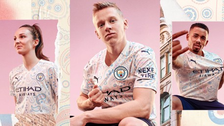 Football and Music: Our new PUMA Third Kit