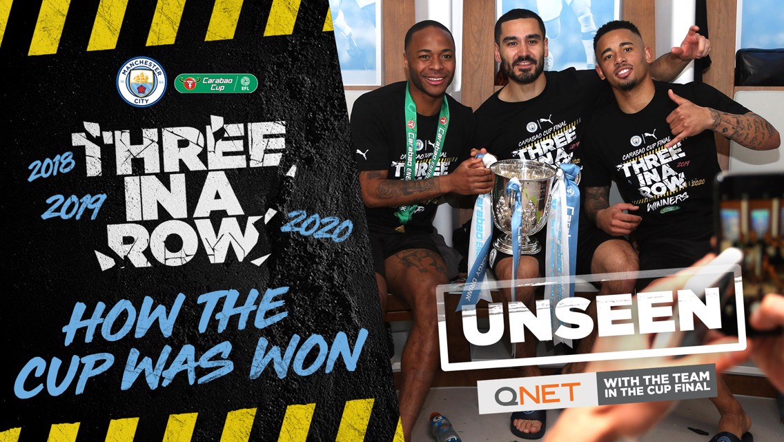 How the Carabao Cup was won: Exclusive unseen moments!