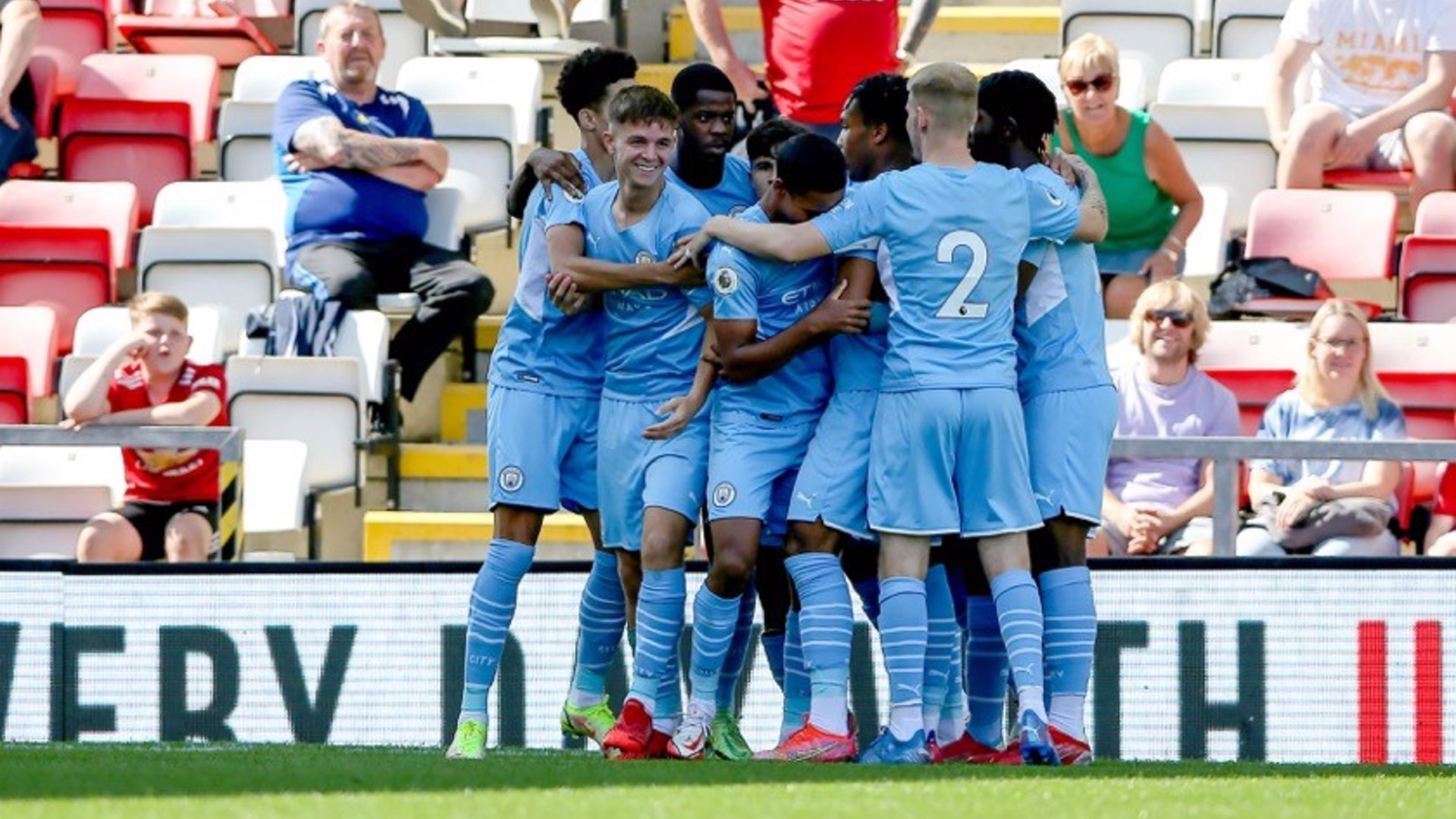McAtee hat-trick inspires EDS to derby triumph